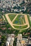 Hipódromo de Rio de Janeiro Imagem de Stock