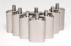 Free Hip Flask Royalty Free Stock Photography - 1813587