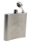 Hip flask Stock Image