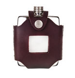 Hip flask Royalty Free Stock Images