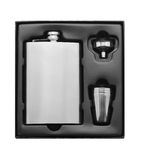 Hip flask Stock Images