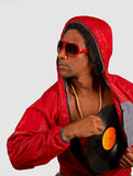 Hip hop artist Royalty Free Stock Image