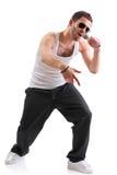 Hip hop artist Stock Image