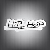 Hip Hop Background! Royalty Free Stock Image