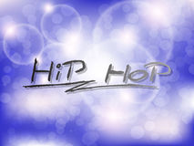 Hip Hop Background! Royalty Free Stock Images
