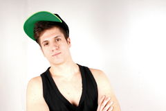 Hip hop boy Stock Photography