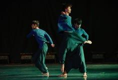 Hip-hop breakdancing-Campus dance Royalty Free Stock Image
