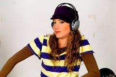 Hip hop culture, teenager Stock Photo