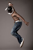 Hip-hop dance Royalty Free Stock Image