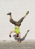 Hip hop dance Stock Photo