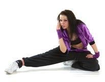 Hip hop dancer Stock Photography