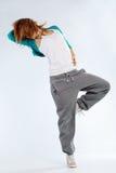 Hip-hop dancer Royalty Free Stock Photo