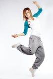 Hip-hop dancer Stock Images