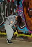 Hip-hop dancer Royalty Free Stock Photography