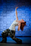 Hip hop dancer Stock Photo