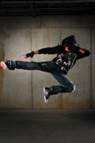 Hip hop dancer Royalty Free Stock Photography