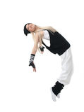 Hip hop dancer Royalty Free Stock Images