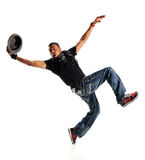 Hip Hop Dancer With Hat Royalty Free Stock Photography