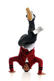 Hip Hop Dancer performing Stock Photography