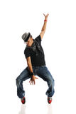 Hip Hop Dancer performing Royalty Free Stock Photo