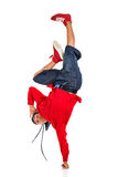 Hip Hop-danser Stock Afbeelding