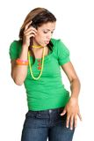Hip Hop Girl Royalty Free Stock Photography