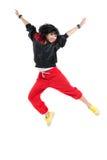 Hip-hop jugendlich Lizenzfreies Stockfoto