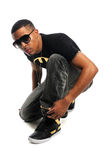 Hip Hop Man Royalty Free Stock Photography