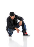 Hip-Hop Man stock image