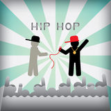 Hip hop Royalty Free Stock Image