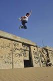 Hip Hop nel Kuwait Fotografia Stock Libera da Diritti