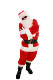 Hip Hop Santa Royalty Free Stock Image