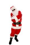Hip Hop Santa Image libre de droits