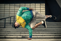 Hip Hop street dancer Royalty Free Stock Photo