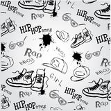 Hip hop style accessories Stock Images