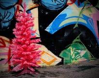 Hip Hop-Weihnachten Stockfotos
