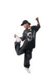 Hip-hop young man Royalty Free Stock Image