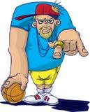 hip hop załogi. royalty ilustracja
