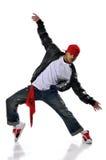 Hip-Hoparttänzer Stockfoto