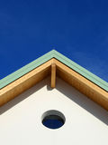 Hip roof Stock Photo