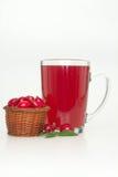 Hip tea Royalty Free Stock Photo