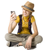Hip Young Adult Royalty Free Stock Image