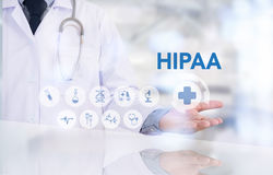 HIPAA Στοκ φωτογραφίες με δικαίωμα ελεύθερης χρήσης