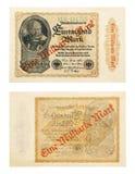 Hiperinflación Fotografía de archivo libre de regalías