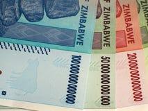 hiperinflación Foto de archivo