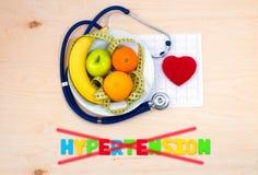 hipertensión Fotografía de archivo libre de regalías