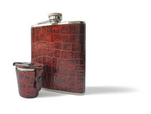 Hipflask Royalty Free Stock Images