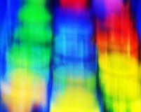 Hipnotyczni phosphorescent projektów punkty, abstrakcjonistyczny figlarnie tło Zdjęcia Royalty Free
