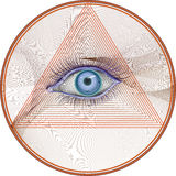 hipnoza Obrazy Stock