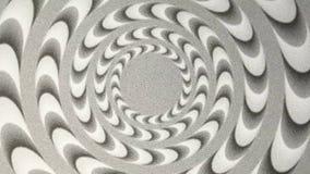 Hipnozy spirali projekta wzór ilustracji